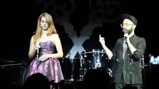 Woodkid & Lana Del Rey - Iron ( Live )