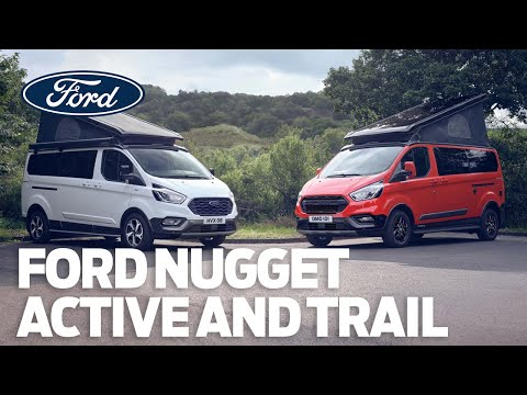 Built for Adventure: New Ford Nugget Active and Trail