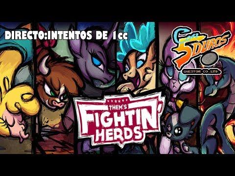DIRECTO: THEM'S FIGHTIN' HERDS (STEAM)