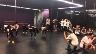 Uptown Funk - Fifth Harmony Version (Fredy's choreography)