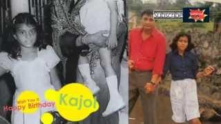 Kajol Birthday, Kajol photo video compilation