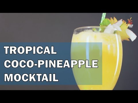 XS Power Drink - Tropical coco-pineapple cocktail