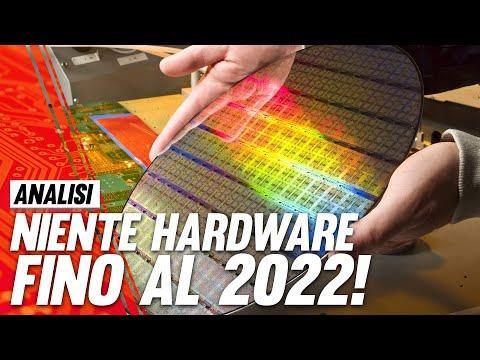 Niente Hardware fino al 2022! Siamo anco …