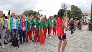 Ponte de Lima acolhe até domingo o Campeonato da Europa de Maratonas de Canoagem   Altominho TV