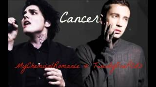 twenty one pilots & My Chemical Romance: Cancer [SPLIT AUDIO]