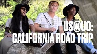 A California Road Trip – US@UO