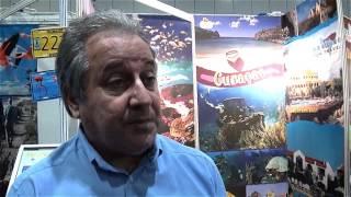 LIDS 2014: Scubaverse talks with Douglas Durrant of Bonaire Fun Travel