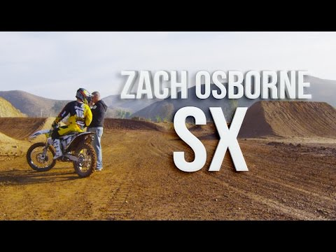 Zach Osborne 2016 Supercross || Motocross Action Magazine