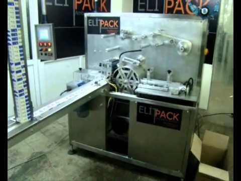 ElitPack Zarf Tipi Paketleme Makinası