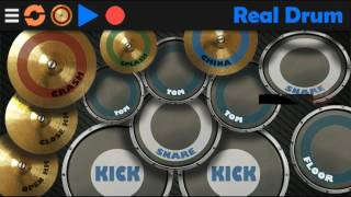 Leo Santana - Dim Dim Dom (Real Drum)