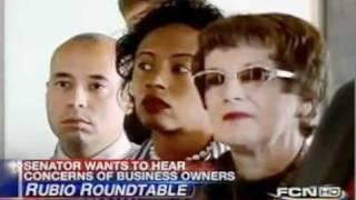 Senator Rubio Participates in Jacksonville Small Business Roundtable