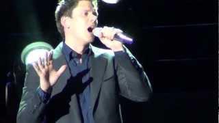 Il Divo - Pour Que Tu M`aimes Encore (Live in Moscow 30.09.2012)