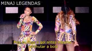 Beyonce ft. Nicki Minaj Flawess ( LIVE PARIS ) Legendado PT/BR