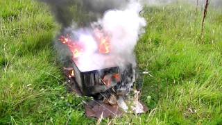 Blowing Up a Computer