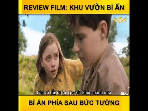[Review Tóm Tắt Phim mới]: Khu Vườn Huyền Bí