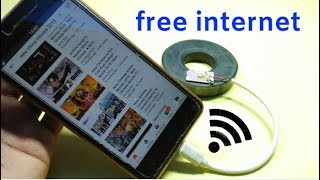 How get free internet  how to make free wifi internet  vpn free internet at home for 2019
