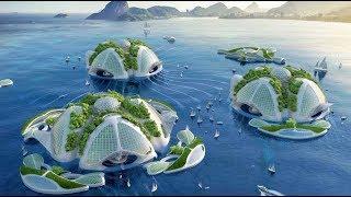 L'architecte-designer Vincent Callebaut imagine la ville de demain