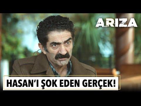 Hasan'ı şok eden gerçek! | Arıza 12. Bölüm