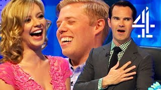 Jimmy Has So Many Insults For Rob Beckett's Teeth! | Best Insults | 8 Out Of 10 Cats Does Countdown