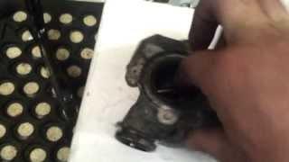 Focus cmax egr valve cleaning