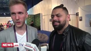 Eurovision 2017. Hungarian representative Joci Pápai about Artsvik