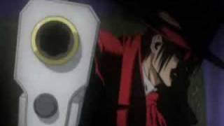 Forsaken-Vampire Hunter D,Hellsing and Blood (AMV)