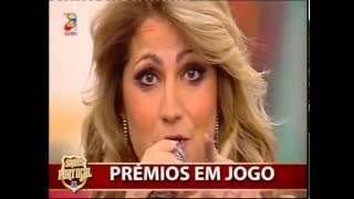A Chave - Elena Correia (TVI) 10.04.2016