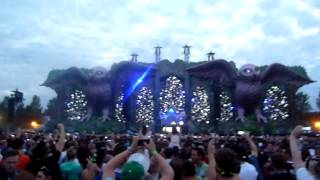 TIESTO intro @ EDC UK - Moti Valencia 11 JULY 2015
