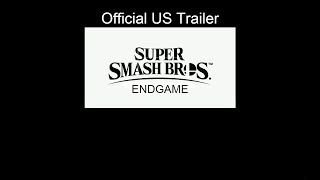 Super Smash Bros. ENDGAME Official Trailer (Marvel Studios Avengers ENDGAME Official Trailer Parody)