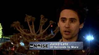 "Interview: 30 Seconds To Mars - Filming the music video of ""Kings And Queens"""