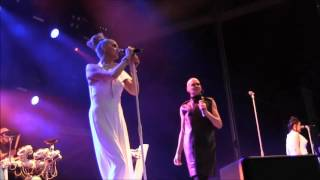 HUMAN LEAGUE /  The Sound Of The Crowd -  Live @ Leuven Belgium, July 8th 2016
