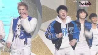 [Music Bank K-Chart] Beautiful - BEAST