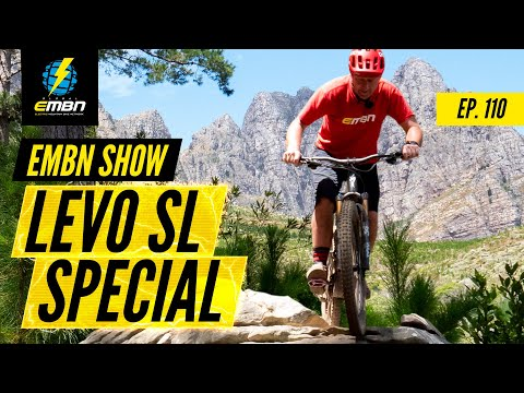 Specialized Levo SL Launch From South Africa | EMBN Show Ep. 110