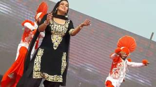 Bhangra on Phulkari Song | Kaur B | Punjabi Dancer 2016