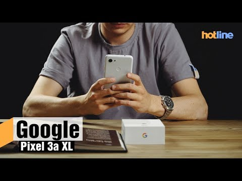 Pixel 3a XL — обзор «бюджетного» смартфона Google photo