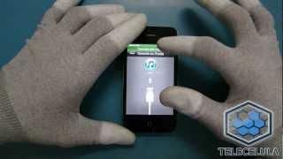 Como ativar o iPhone 4 sem Sim Card ( Apenas versão 5.1.1 ) - TELECELULA width=