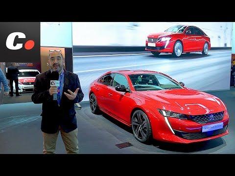 Peugeot 508 | Salón de Ginebra 2018 | Geneva Motor Show en español | coches.net
