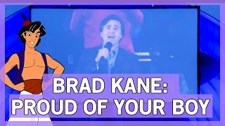 """Proud of Your Boy"" by  Brad Kane LIVE"