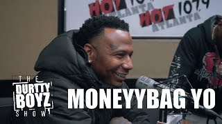 MoneyBagg Yo Talks Features & Shows & Current Status with NBA Youngboy