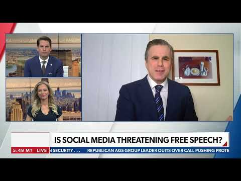 FITTON: BIG TECH Censors and Purges Conservative Americans
