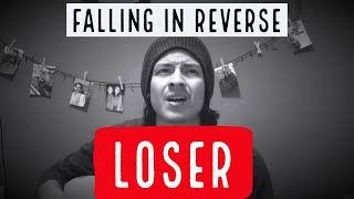 Falling in reverse - Loser (cover by Oscar Flores)