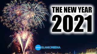 The new year 2021 by Brother Anas Yaghmour