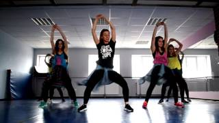 Jennifer Lopez ft. Pitbull - Booty / ZUMBA / Marcelina Leśniak - No Name Dance Studio