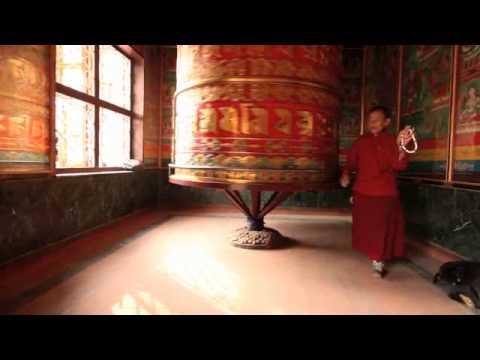 Rodas de Oração Nepal