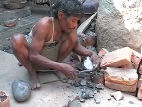 Bangladesh Village Metal Casting.mov