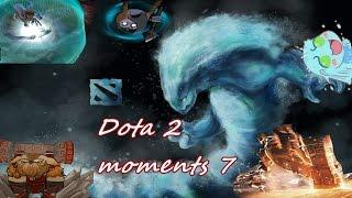 Dota 2 moments 7 Rampage Morphling