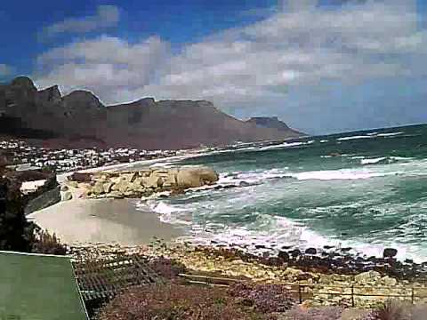 Timelapse Video – Glen Beach & Camps Bay – 06/09/2010