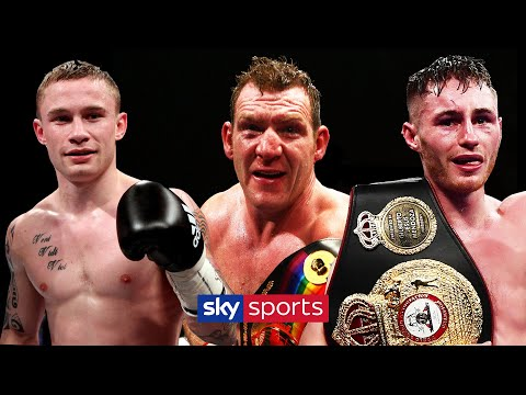 Belfast's Best Boxing Champions! 🏆| Frampton, Burnett, Rogan, Magee & others | Documentary