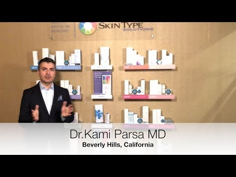 Live in Beverly Hills? Find Out Your Skin Type With Dr. Kami Parsa MD