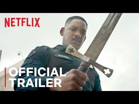 Bright   Official Trailer [HD]   Netflix